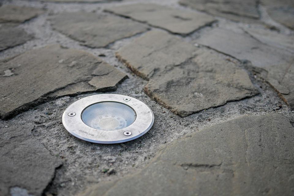 LED spodní osvětlení