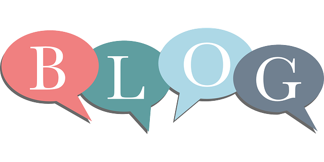 blog v bublinách